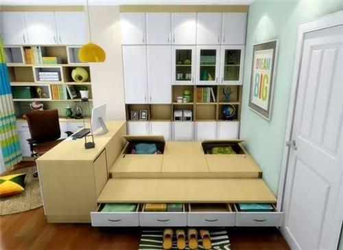 1件家具让家里多了一间房,太强大了!