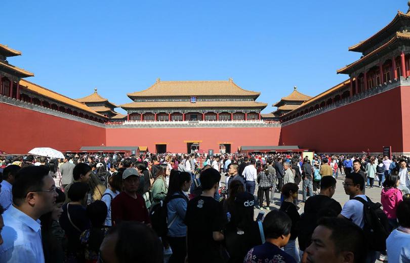 端午三天假约581万人次游京城