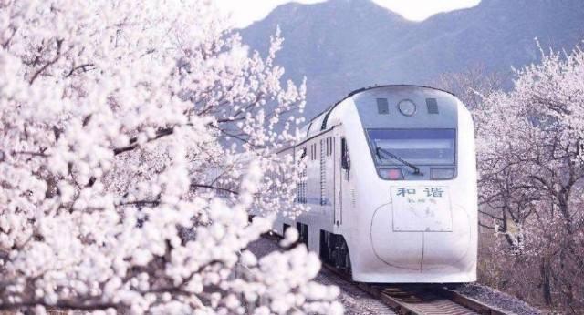 乘火车游京郊 风景惊艳不堵车!(图)