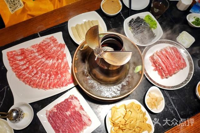 铜锅炭火涮羊肉 寻找地道的老北京铜锅涮肉