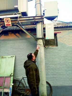 """""""煤改电""""变压器安窗边 居民备受噪声困扰"""