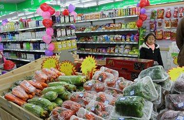 北京今年新增400家菜店便利店