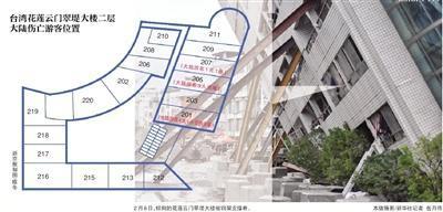 台花莲6.5级地震 5名失联者来自北京