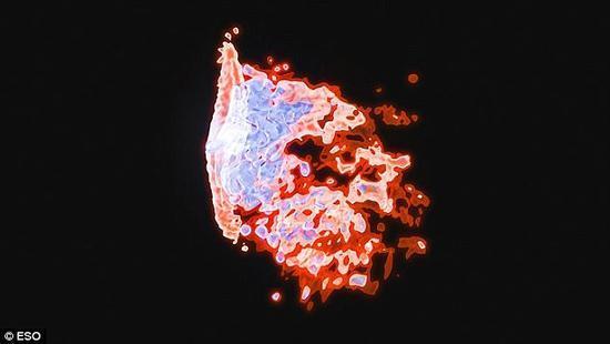 特大质量黑洞是如何吸走星系养料的?科学家揭秘