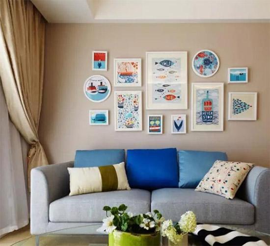 98平米简约小三室 实用美观兼具超出了想象