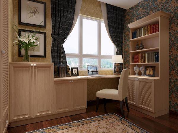 飘窗书房装修技巧 飘窗书房装修设计攻略