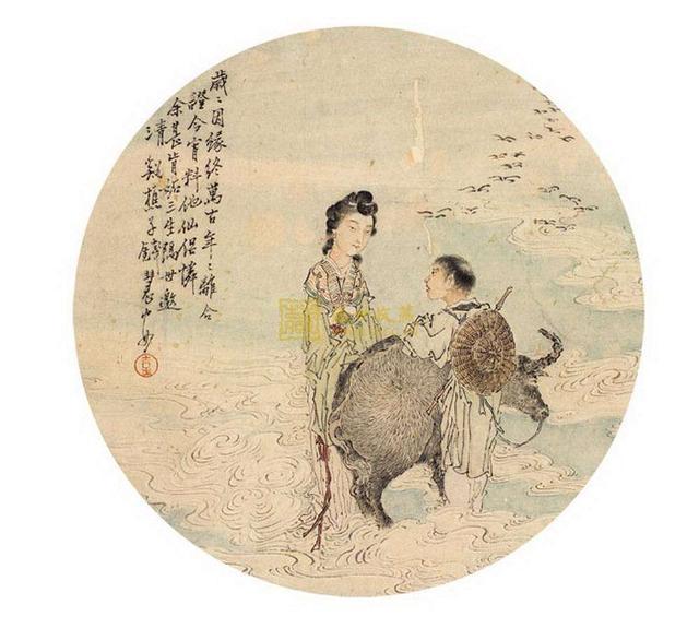 牛郎织女:天河之东有织女,许嫁河西牵牛郎