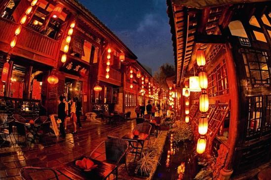 中国十大快乐城市排行榜 有你家乡吗