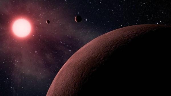 NASA再发现10颗类地行星