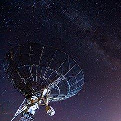 大光圈影友来稿:北京也能看银河