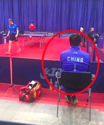 21岁樊振东荣升一哥兼教练,蔡振华亲自指点