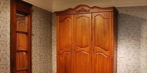 美式衣柜:粗狂花样图片