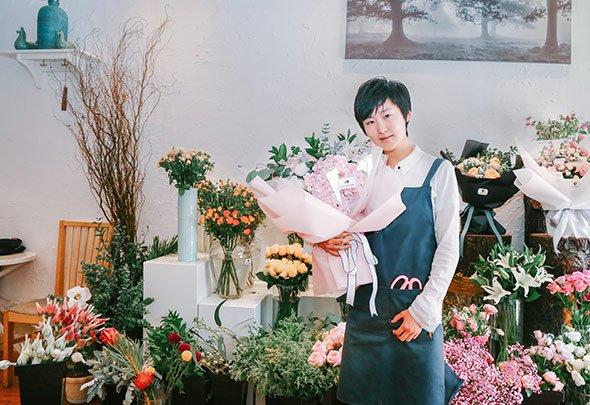 燕女郎・创客:从摆地摊到花店CEO 她要把浪漫梦想开遍京津冀