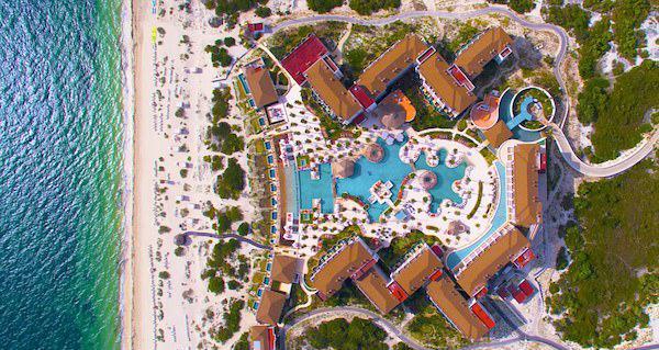 带上无人机去旅行 试拍一些不一样的风景