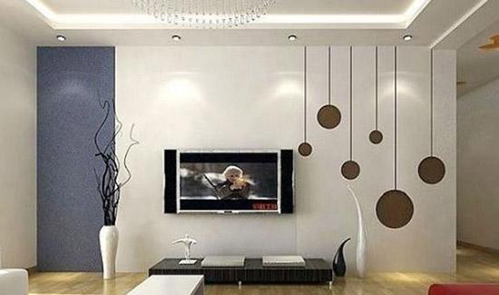 电视背景墙装修五大误区 不是所有都适合装