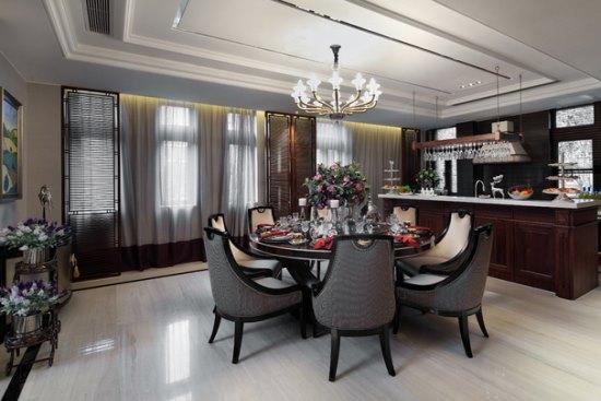 英式别墅设计 营造优雅沉稳之家