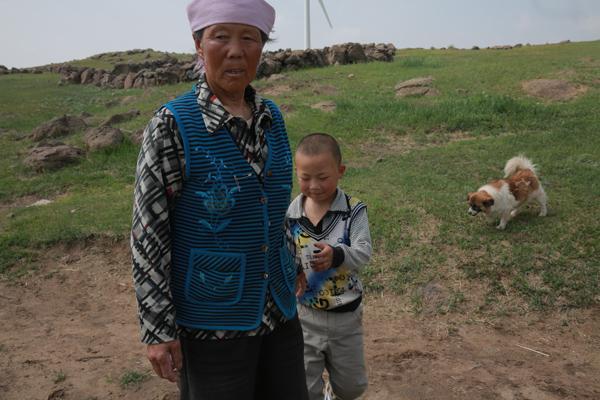 王亚楠:奶奶,你还能活多久?