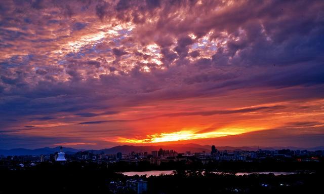 盘点京城那些拍日落的好地方