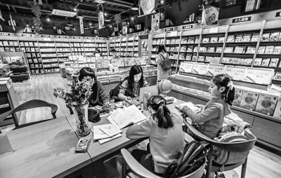 24小时书店开进便民超市