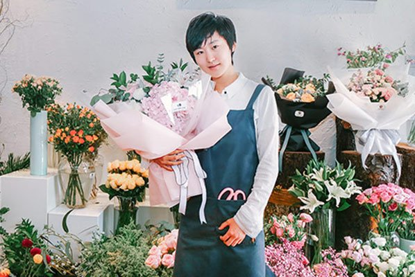 创客第10期:从摆地摊到花店CEO 她要把浪漫梦想开遍京津冀