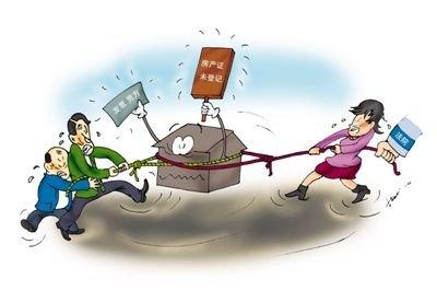 北京八旬老人告儿霸占房子财产