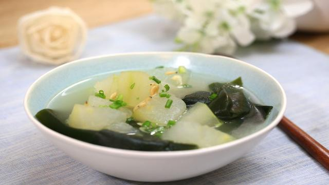 海带冬瓜汤的做法 营养好搭配