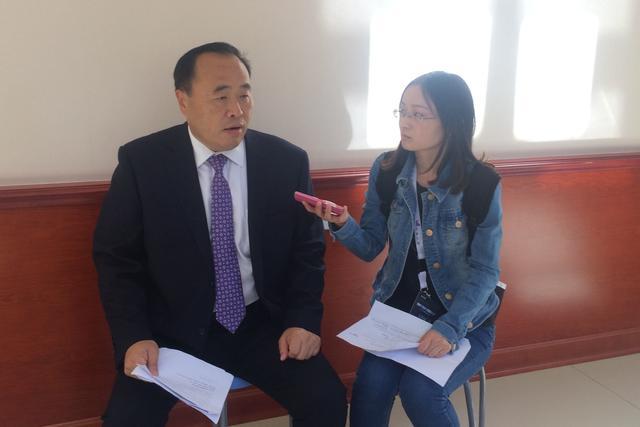 中国科幻大会大咖访谈之首届银河奖得主吴显奎