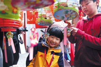 寒假乐学 在童趣中寻找传统文化之美