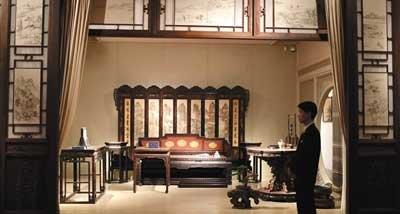 故宫2000多件明清家具将长期展出
