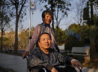 北京72岁老汉做变性手术:和妻子早就是闺密