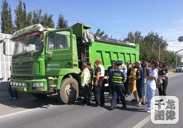 北京5个月累计处罚违法违规渣土车辆5778台