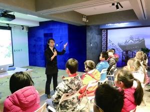 老北京地标变身角楼图书馆