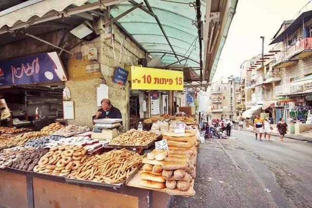 舌尖上的以色列:去以色列必吃的特色美食