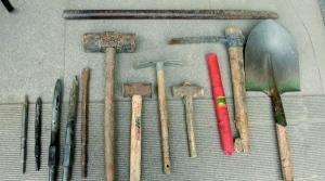挖洞月余 淘宝不成进班房