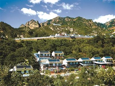 一个平谷深山村的生态致富路 全镇绿化率达83%
