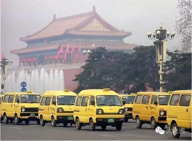 告诉我们您的 北京交通故事图片