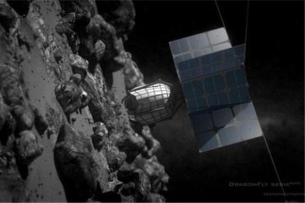去小行星采矿,中国10年内就能做到