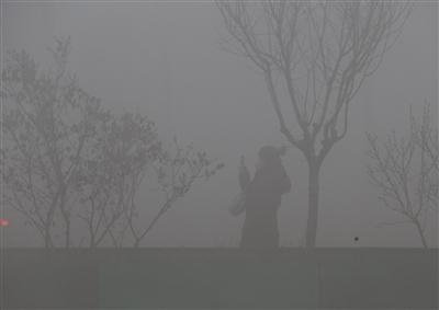 京津冀及周边20城明天再遇重污染
