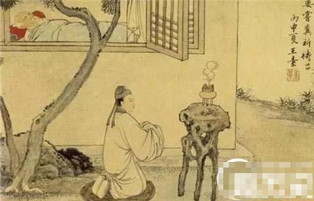 古代守丧可是体力活 怎样才能做一个孝子?