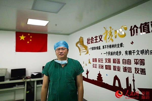 北京援疆医生入疆7天填补当地技术空白