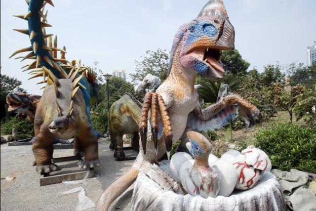 恐龙主题公园或将成为业界的新宠