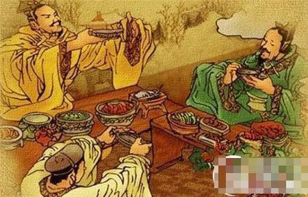 古代人为什么跪着吃饭?古人以跪坐姿势就餐的由来
