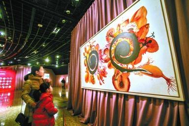 世纪坛邀市民一站式体验春节文化