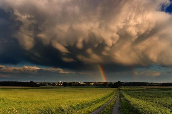 解决你的风景照之痛 几招拍出云彩大片