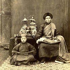 英国摄影师记录140年前北京风华