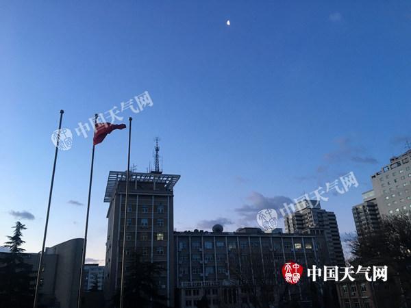 """进入""""三九""""北京寒冷升级 今天阵风达7级明后天最高温降至0℃以下"""