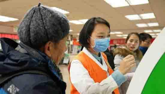 应对冬季就诊高峰期 京城白衣天使在行动