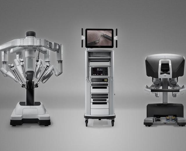 机器人也能做手术?图片