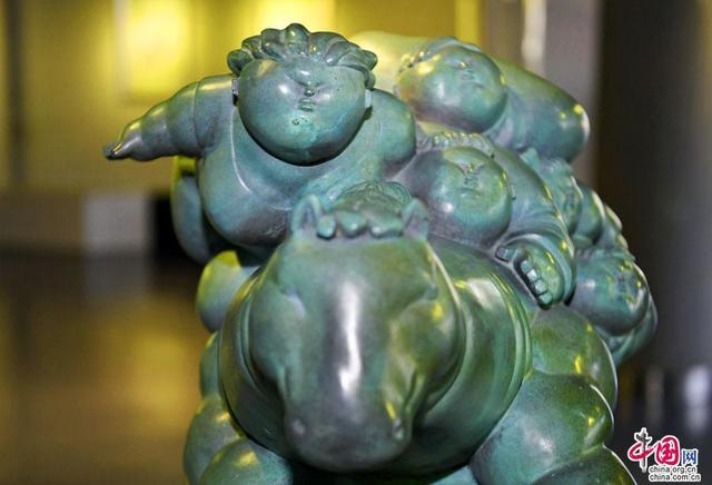长春雕塑公园 那些古典与现代艺术之美