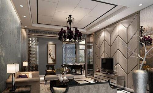 光影打造绝妙空间 客厅灯饰怎么搭才好看?